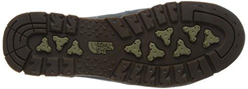 The North Face M Back-to-Berkeley Redux Chukka, Zapatillas de Deporte Exterior para Hombre Verde (Spruce Green / Mocha Bisque)
