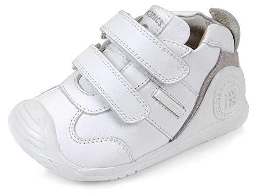 Pasos Zapatillas Biomecanics E blanco 24 151157 Primeros 55rq8wx6f