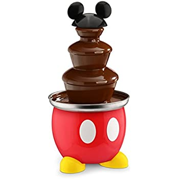 Mickey Mouse Chocolate Fountain