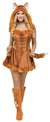 Foxy Lady Sm Med 2-8]()