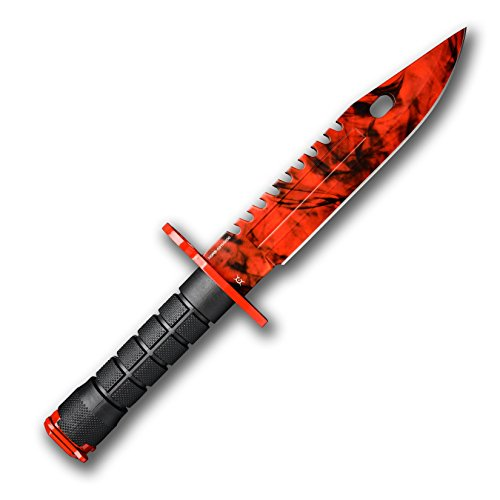 FadeCase M9 Bayonet Ruby - Real CSGO Knife Skin Counter S...