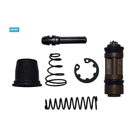 NIKAVI Brake Master Cylinder Caliper Repair Kit Compatible for Royal Enfield Bullet