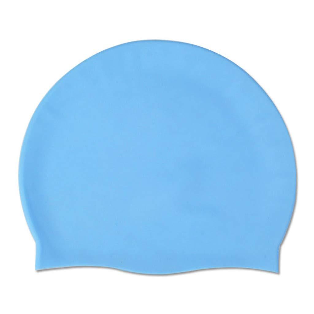 Swimming Hat Adult Durable Elastic Pool Beach Swim Head Cap Summer