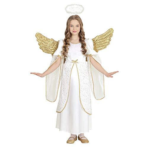 Angel Girl's Costume Christmas Nativity Fancy Dress