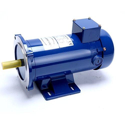 Yaetek DC MOTOR, 1/4HP, 56C, 90V, 1750RPM, TEFC, PERMANENT MAGNET DC MOTOR Dc Permanent Magnet Motor