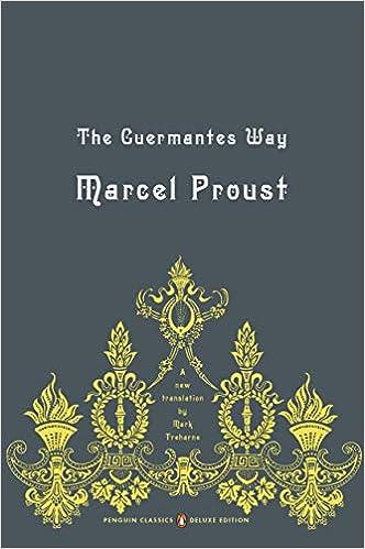 Amazon.com: The Guermantes Way (9780143039228): Marcel ...