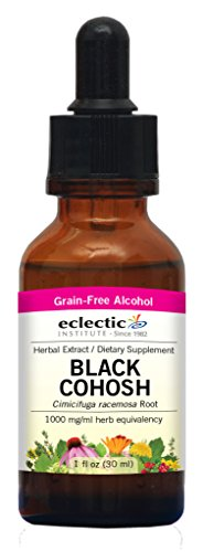 Eclectic Black Cohosh O, Red, 1 Fluid -