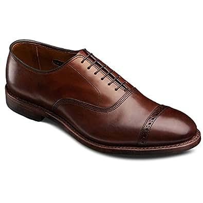 Allen Edmonds Men's Fifth Avenue Cap Toe Oxford 10 E Men 5737 Dark Chili Oxfords Shoes