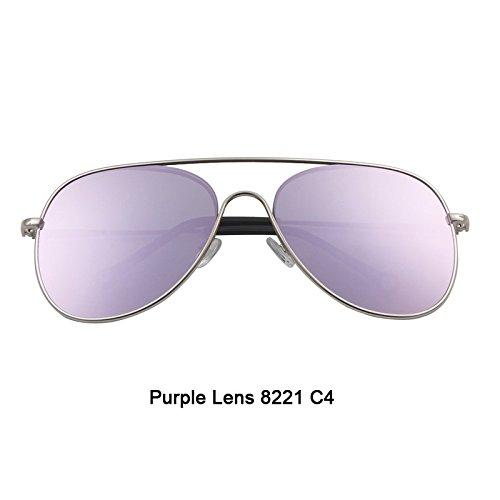Gafas color Purple Gafas nuevas hombres TIANLIANG04 naranja calidad recubierto alta lente hombres gafas de gafas gafas Lens de de sol RZ4Swqx4P