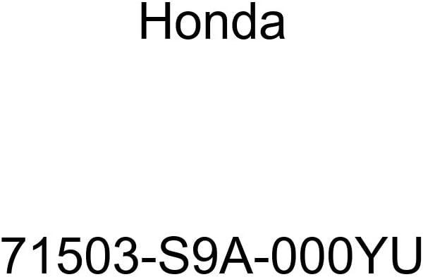 Genuine Honda 71503-S9A-000YU Bumper Cap