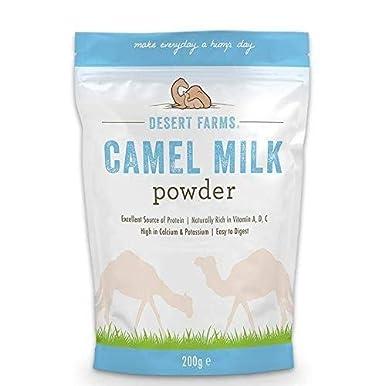Leche de camella en polvo 200g: Amazon.es: Alimentación y bebidas