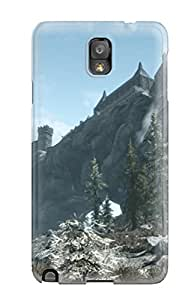 Lovers Gifts Tpu Shockproof/dirt-proof Skyrim Cover Case For Galaxy(note 3) 5184734K51400912