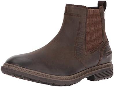 Amazon.com | Rockport Men's Urban Retreat Chelsea Boot | Boots