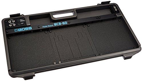 Bcb 60 Pedal Case Board - Boss BCB-60 Deluxe Pedal Board and Case (Renewed)