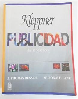 Publicidad pdf kleppner