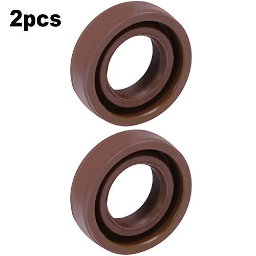 - 2X Oil Seals For Speed Governor Shaft 170F 178F 186F 186FA 186FAE Diesel Engine
