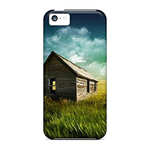 Tpu Fashionable Design The Old Farm Rugged Case Cover For Iphone 5c New