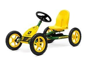 BERG Toys 24.21.24.00 John Deere Buddy Pedal Go Kart,