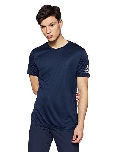 Adidas Men's Plain Regular Fit Polo