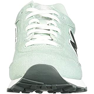 New Balance Women's 515 V1 Sneaker, White Agave/Faded Rosin, 5 M US