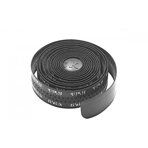 Fizik Superlight Split Tacky Tape with Logo, 2mm, Black