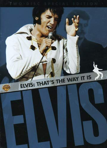 - Elvis: That's the Way It Is (Two-Disc Special Edition)