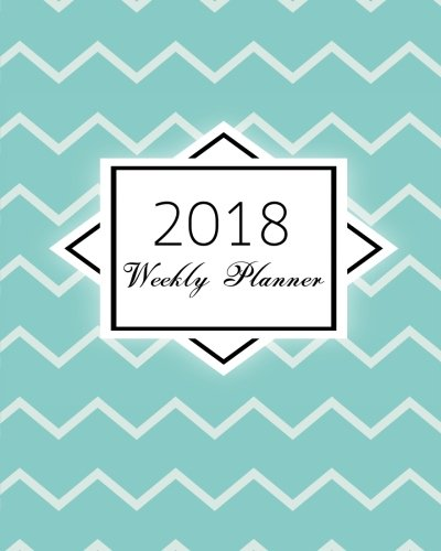 Download 2018 Weekly Planner: Boho1 : calendar schedule journal plan and organize monthly and weekly  (Academic Monthly and Weekly Planner) ebook