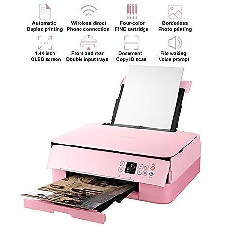 TANCEQI Impresora Multifunción con Impresión Fotográfica sin ...
