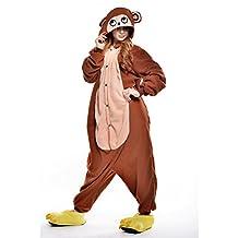 Amurleopard Unisex Adult Cosplay Costume Animals Pajamas Onesie Sleepwear