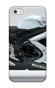 Tpu Fashionable Design Suzuki Gsx R600 White Mix Rugged Case Cover For Iphone 5/5s New wangjiang maoyi