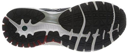Brooks Defyance 8, Scarpe Sportive, Uomo Anthracite/R.red/Blk