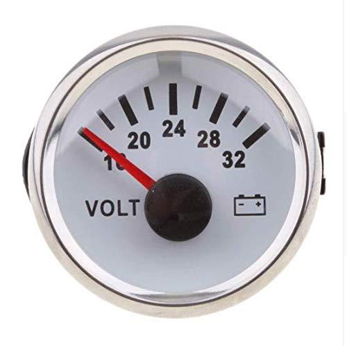 Voltmeter Volt Meter 24V/16-32V With Backlight 52mm(2