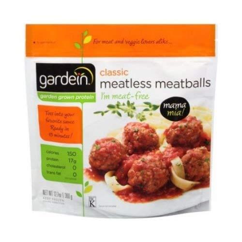 (Gardein Non-Gmo Vegan Classic Meatless Meatballs 12.7 Ounce (Pack of 8))