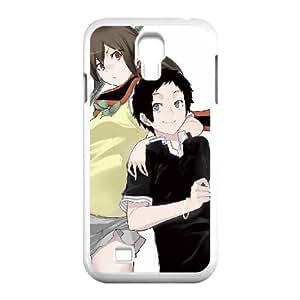 Samsung Galaxy S4 9500 Cell Phone Case White Yozakura Quartet 3D Custom Phone Case Cover CZOIEQWMXN1162