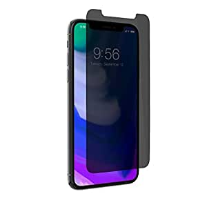 Zagg Iphone X Invisible Shield - Glass Plus Privacy - Case Friendly - Screen Protector, 200101018