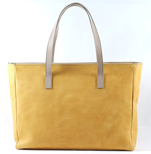 Pelletterie Rosano tote bag in calf leather