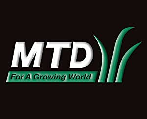 "MTD Replacement Part 777D15480 LBL-50""CUT/127 CM"