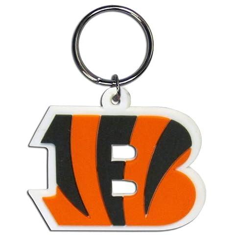 NFL Cincinnati Bengals Flex Key Ring - Nfl Key Ring