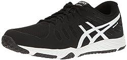 ASICS Men's Gel-Nitrofuze TR Cross-Trainer Shoe, Carbon/Imperial/Black, 12 M US