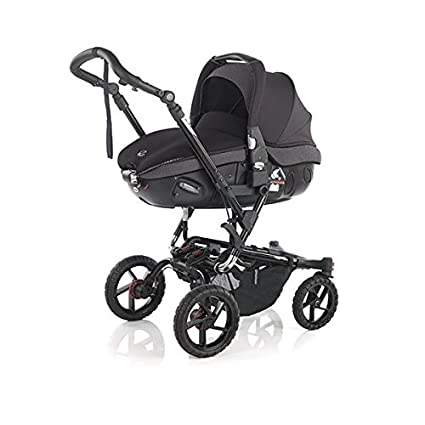Jane - Coche de Paseo Duo Jané Crosswalk 5383 Matrix Light 2 negro