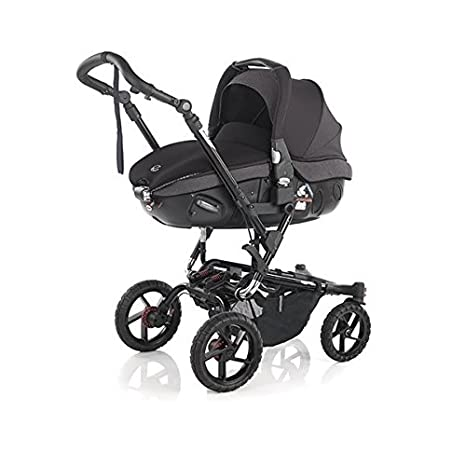 Jane - Coche de Paseo Duo Jané Crosswalk 5383 Matrix Light 2 negro ...