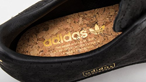 Adidas SUPERSTAR 80s CLEAN Herren sneakers Schwarz 43 1/3
