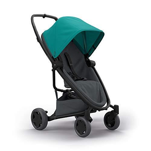 Carrinho de Bebê Zapp Flex Plus, Quinny, Verde e Cinza (Green On Graphite)