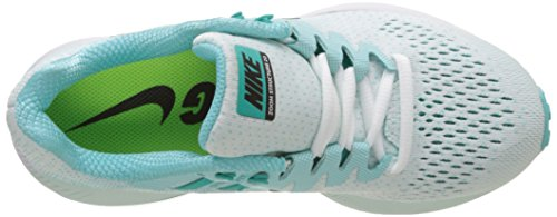 Aurora WMNS Zoom Green White Structure de Chaussures Igloo Turquoise NIKE Femme Clear Black Jade Course Air 20 7qdpF