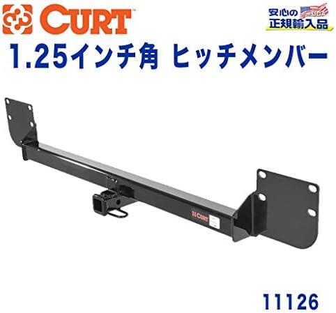 [CURT カート社製 正規代理店]Class1 ヒッチメンバー レシーバーサイズ 1.25インチ 牽引能力 約908kg ミニクーパー コンバーチブル