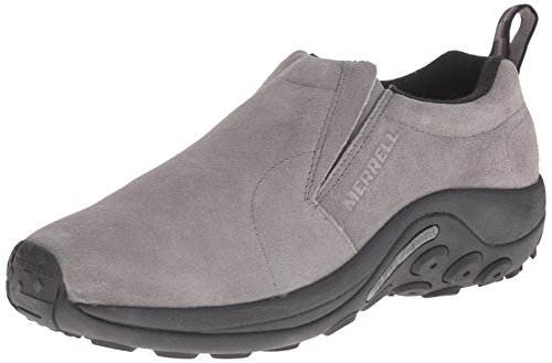 Merrell Mens Jungle Moc Slip-on Shoe Castlerock
