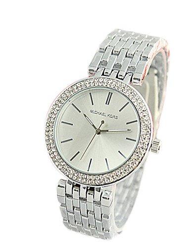 sbsghdx® Barreno Mettre Luxe clásico relojes mujer martillo est la moda grandes damas relojes una