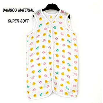 Amazon.com: Saco de dormir para bebé Miracle de muselina de ...