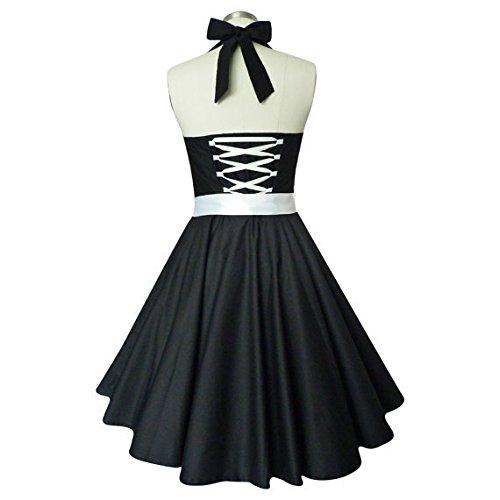 Cystyle - Vestido - trapecio - para mujer Diseño 6