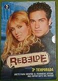 Pack Rebelde (A3) (3ª temporada) [DVD]